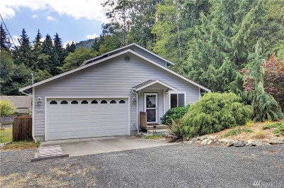 Sedro Woolley Single Family Home Sold: 2979 Brook Lane