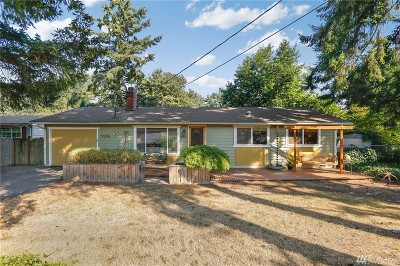 Woodinville Single Family Home For Sale: 24309 47th Ave SE