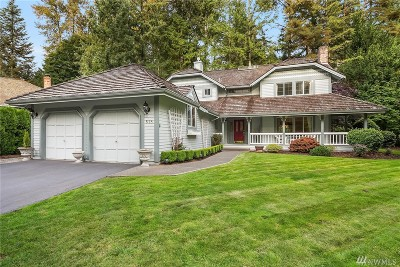Sammamish Single Family Home For Sale: 518 239th Ave NE