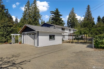 North Bend, Snoqualmie Single Family Home For Sale: 37728 SE 86th St
