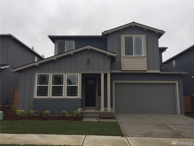 Gig Harbor Single Family Home For Sale: 4136 Moonlight Ct #141