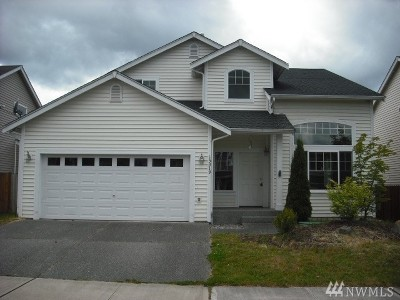 Thurston County Rental For Rent: 15319 104th Wy SE