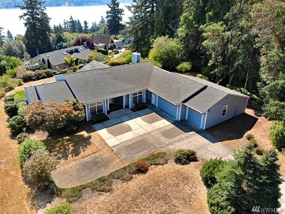 Gig Harbor Single Family Home For Sale: 8404 Granite Dr NW