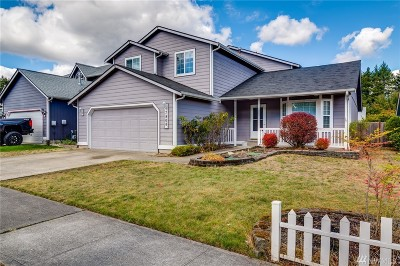 Lacey Single Family Home For Sale: 7808 48th Ave SE