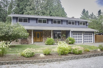 Single Family Home For Sale: 13424 SE 342nd St