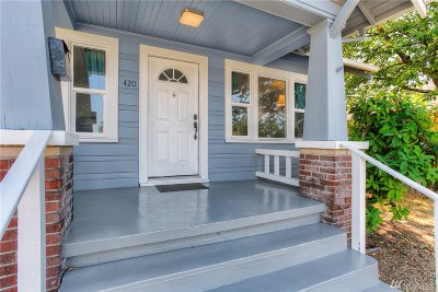 Single Family Home For Sale: 420 S 49th St.