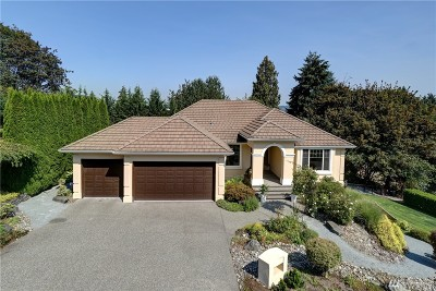 Puyallup Single Family Home For Sale: 7603 87th St E