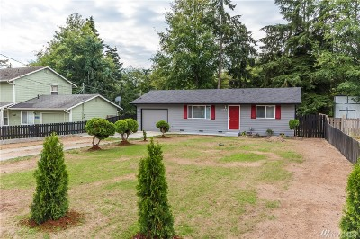 Coupeville Single Family Home Sold: 1206 Dewey Dr