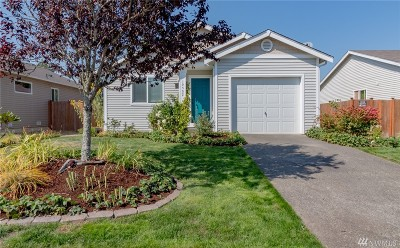 Spanaway Single Family Home For Sale: 19502 E 24th Ave