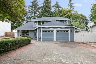 Kirkland Single Family Home For Sale: 10204 117th Place NE