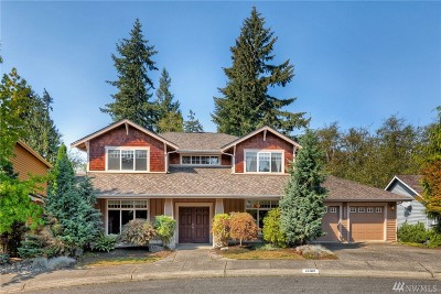 Mill Creek Single Family Home Contingent: 14812 12th Dr SE
