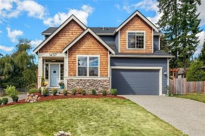 Kirkland Single Family Home For Sale: 14317 131st Lane NE