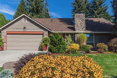 Kirkland Single Family Home For Sale: 12214 NE 142nd Place