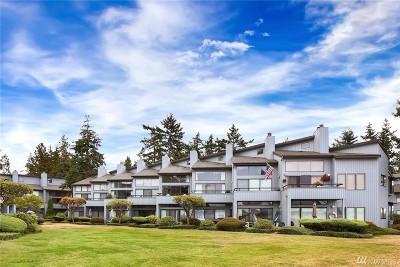Blaine Condo/Townhouse For Sale: 7806 Birch Bay Dr #908