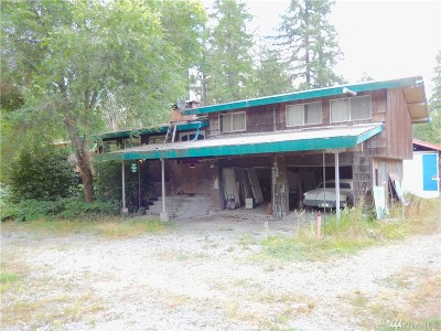 Port Orchard Single Family Home Contingent: 2805 SE Spring Creek Rd