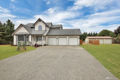 Rochester WA Single Family Home For Sale: $349,950