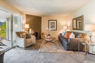 Kirkland Condo/Townhouse For Sale: 11643 100th Ave NE #C3