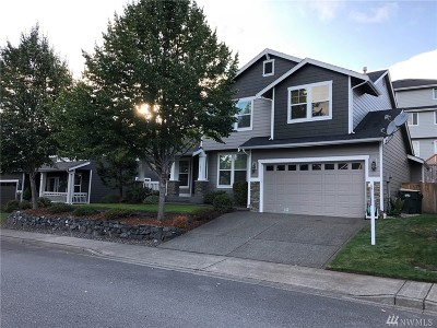 Tumwater Single Family Home For Sale: 1671 Vista Lp