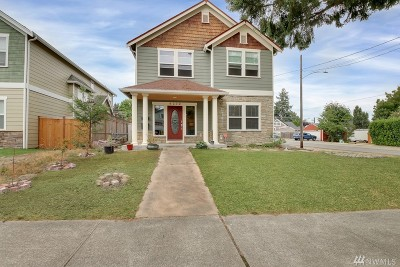 Single Family Home For Sale: 4232 N Cheyenne St