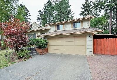 Federal Way WA Single Family Home For Sale: $384,995