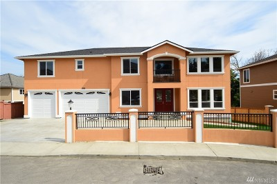 Tukwila Single Family Home For Sale: 14828 46th Lane S