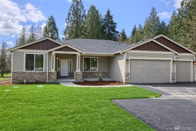 Buckley Single Family Home For Sale: 16419 270th Ave E