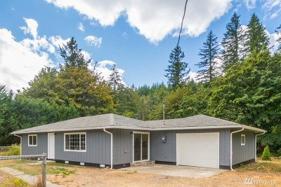 Winlock Single Family Home For Sale: 801 SW Mayer
