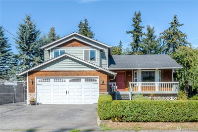Edmonds Single Family Home For Sale: 8623 242nd St SW