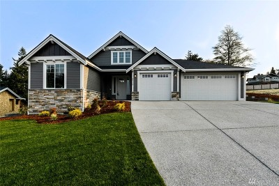 Steilacoom Single Family Home For Sale: 2715 Tasanee Ct