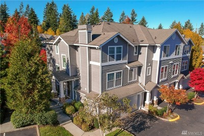 Snohomish Condo/Townhouse For Sale: 14200 69th Dr SE #P1