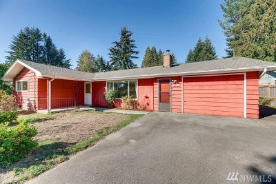 Edmonds Single Family Home For Sale: 8611 204th St SW