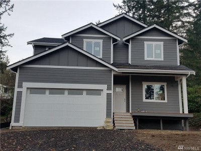Gig Harbor Single Family Home For Sale: 6614 Silver Springs Dr NW