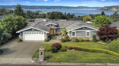 Tacoma Single Family Home For Sale: 1534 Ventura Dr