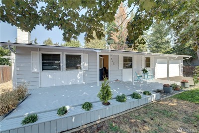 Maple Valley Single Family Home For Sale: 23328 SE 265th St