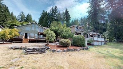 Bremerton Single Family Home For Sale: 7810 NW Wildcat Lake Road