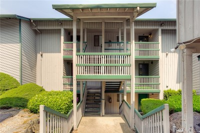 Tukwila Condo/Townhouse For Sale: 4002 S 158th St #F