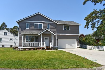 Bellingham Single Family Home For Sale: 2607 Lafayette St