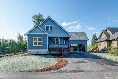 Sumas Single Family Home Sold: 535 3rd St