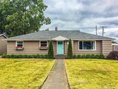 Chehalis Single Family Home For Sale: 126 Dieckman Rd
