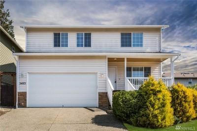 Marysville Single Family Home For Sale: 5403 79th Ave NE