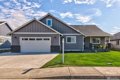 Nooksack Single Family Home Sold: 411 Amareen Ct