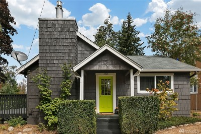 Seatac Single Family Home For Sale: 3740 S 164th St