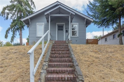 Tacoma Single Family Home For Sale: 4615 N Pearl Street