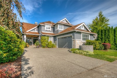 Snoqualmie Single Family Home For Sale: 7110 Laurel Ave SE