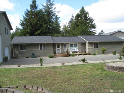 Port Orchard Single Family Home For Sale: 6700 Clover Valley Rd SE