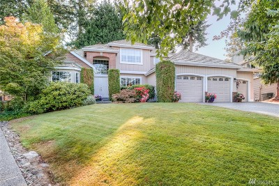 Issaquah Single Family Home For Sale: 4607 243rd Ct SE