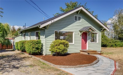 Bellingham Single Family Home Sold: 710 E Smith Rd