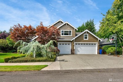 Gig Harbor Single Family Home For Sale: 3004 64th Ave NW