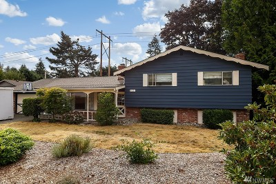 Bellevue Single Family Home For Sale: 6221 129th Ave SE