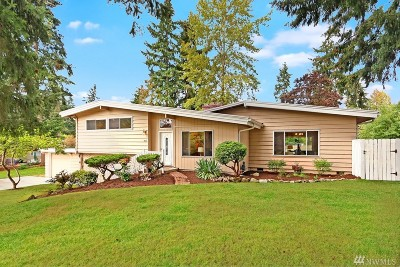 Bellevue Single Family Home For Sale: 4015 147th Ave SE